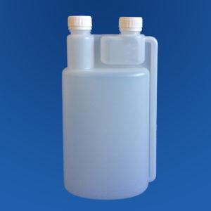 Botellas con dosificador